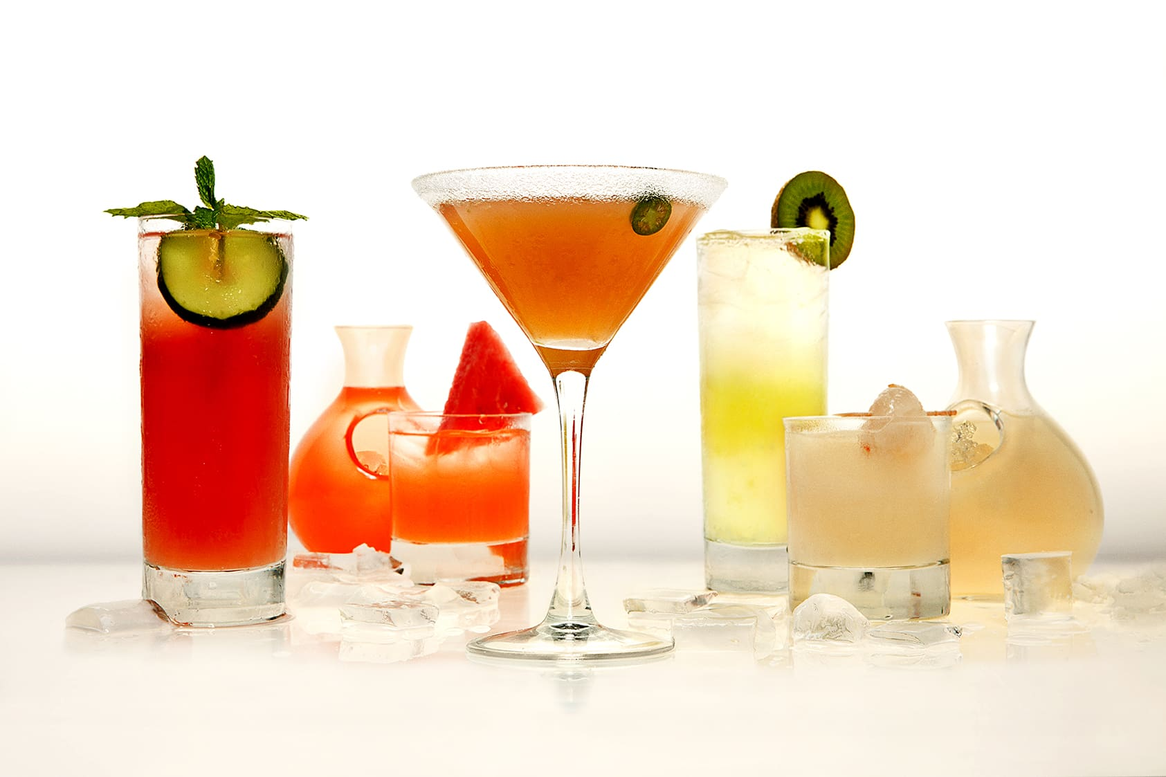 Katsuya-Glendale-Drinks