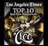 Los Angeles Magazine Best New Restaurant No. 4: