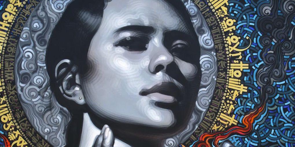 Exceptionnel Concrete Canvas: LA's Best Street Art | sbe.com JI45