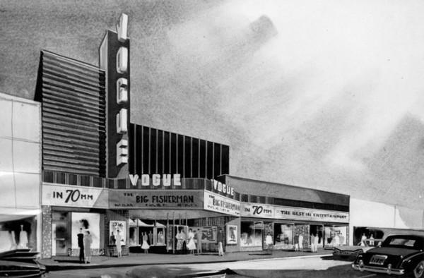 OLD vogue theatre
