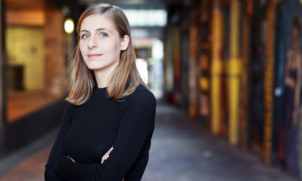 Eleanor Catton the blog