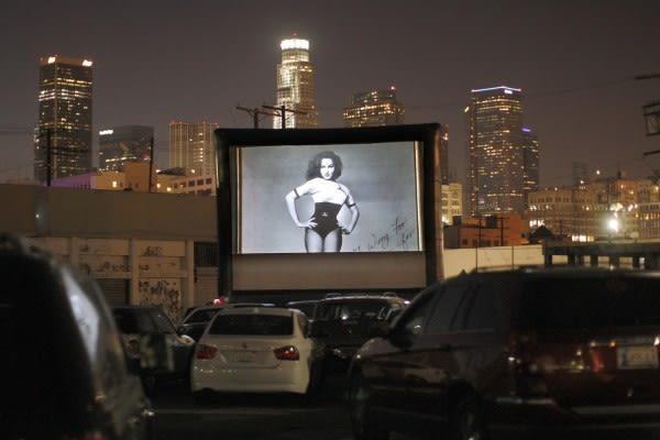 LA Drive In Movie