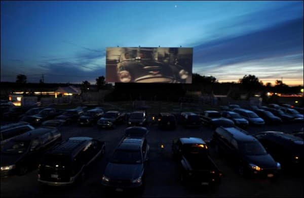 Vineland Drive In Theater