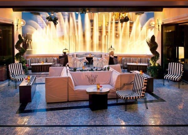 Hyde Bellagio Sunset Lounge