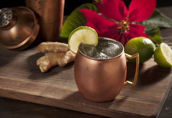 The Sayers Club - Moscow Mule
