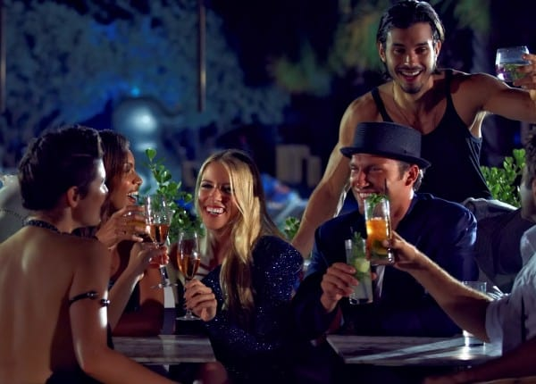 Wednesday – Bar Centro Unplugged at SLS South Beach