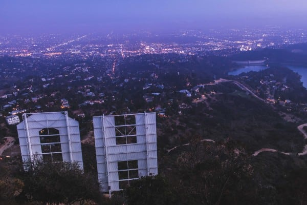 Hollywood-Night