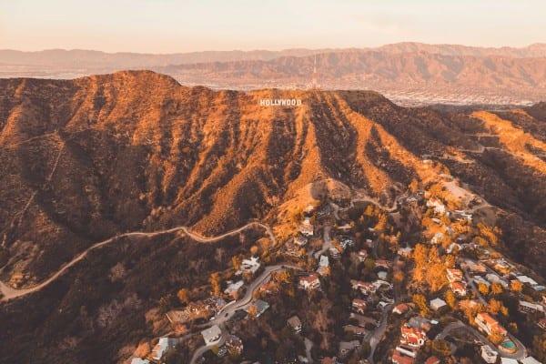 Hollywood-Sunset