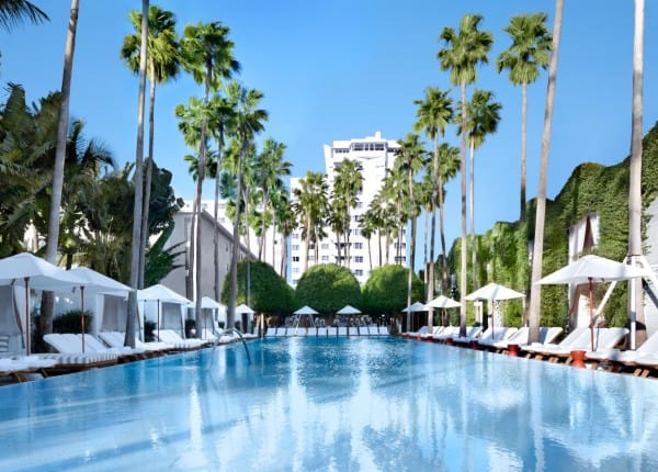 Breakfast Club:Stay at Delano South Beach and Enjoy Breakfast for 2 at LEYNIA