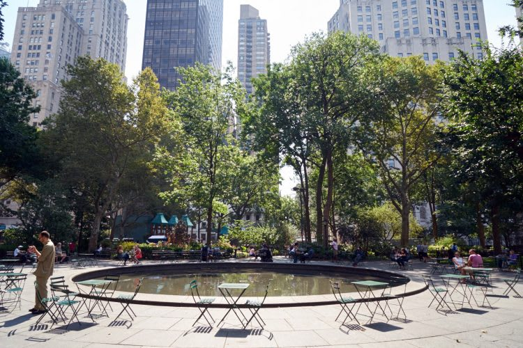 Madison Square Park, just a short walk from The Redbury