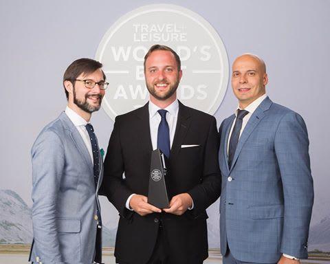 T+ L Award - Ian