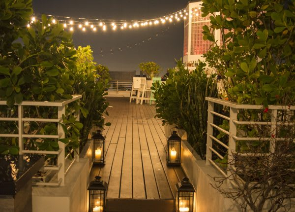 Private Events at The Cape
