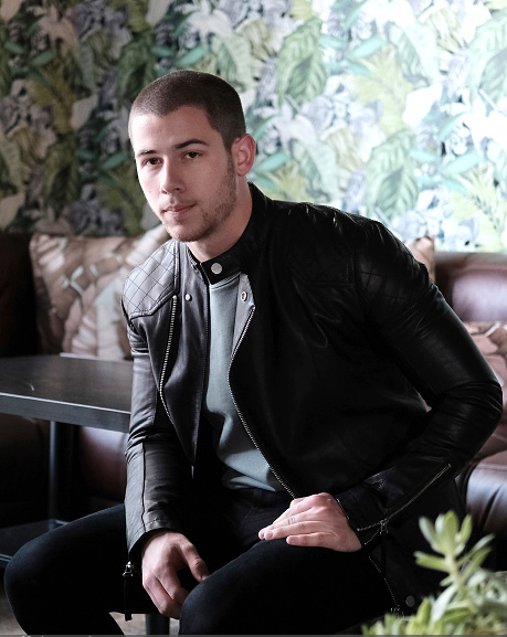Creative Recreation Sole Sessions with Nick Jonas at Doheny Room