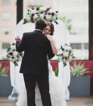 Kristen & Vince's Los Angeles Wedding