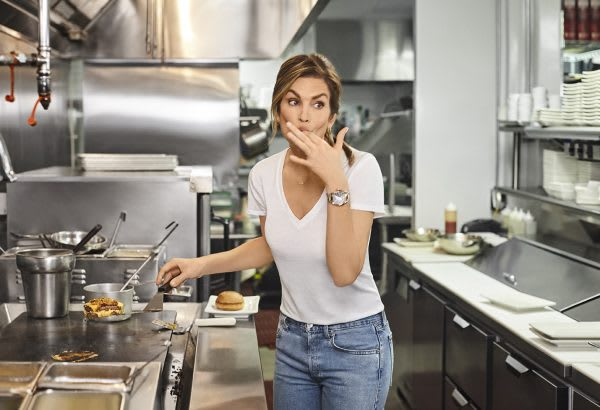 Cindy Crawford in the Kitchen