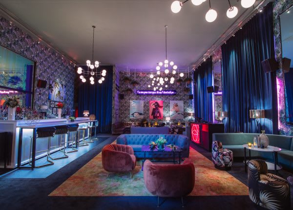 See And Be Scene Doheny Room Opens At The Delano Hotel