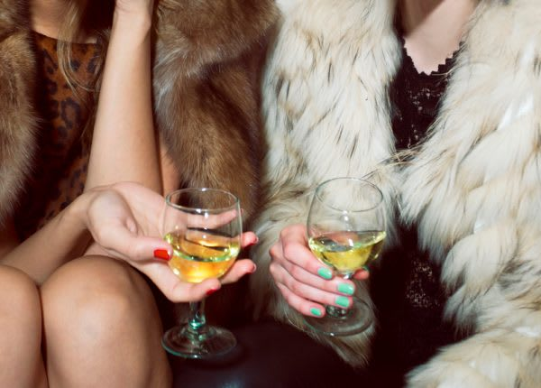 A Winter's White New Years Eve Party at Hudson