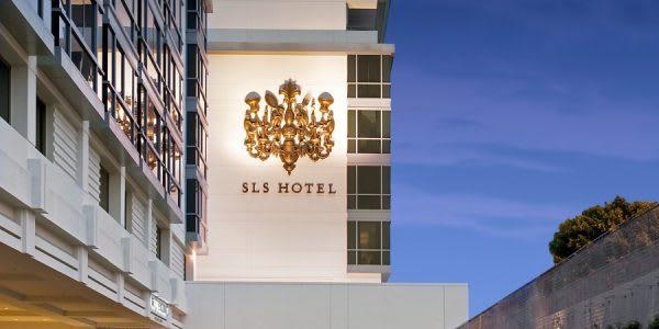 Ciel Spa at SLS Beverly Hills