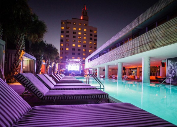 A Platinum New Year's Eve in Miami