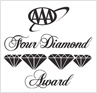 AAA Four Diamond Rating