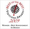 Virtuoso Best of the Best Awards: Best Achievement in Design