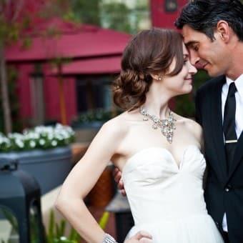 Alyx & Jonathan's Hollywood Wedding