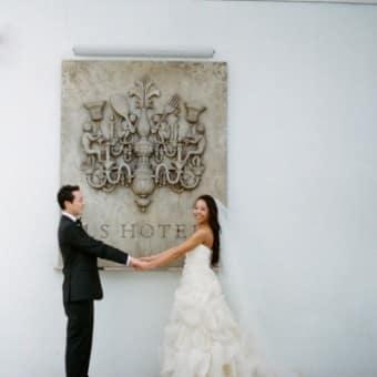 Elegant Wedding at SLS Beverly Hills