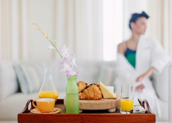 Complimentary Breakfast with Online Bookings