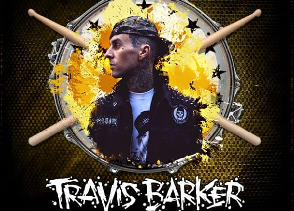Travis Barker – Give the Drummer Some Residency
