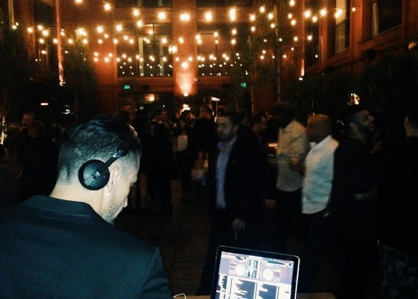 Saturdays at The Library with DJ Corey Biggs