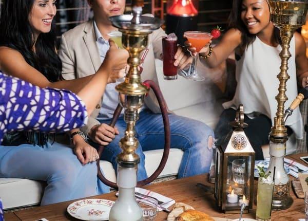 Thursday – Smoking Hot Hookah NIghts at Cleo South Beach