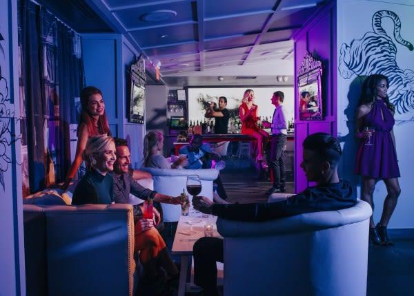 Dragon Lounge Industry Nights