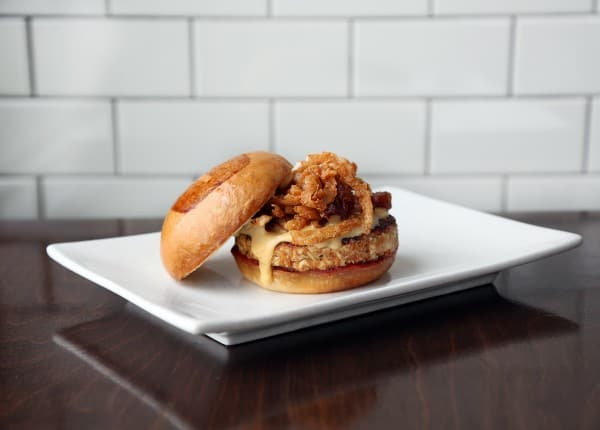 Introducing the Manly Chick Burger