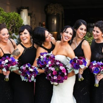Lindsay & Tom's Wedding at SLS Beverly Hills