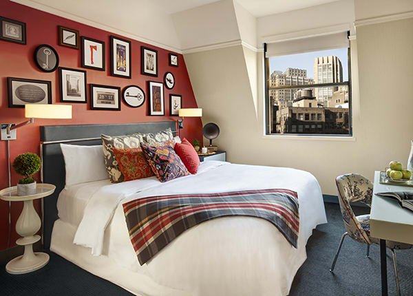 The Redbury New York<br>Rates from $159