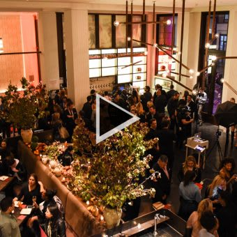 VIDEO: The Redbury New York Grand Opening Party