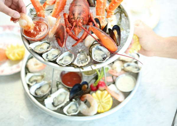Savor Seafood with a Mediterranean Twist