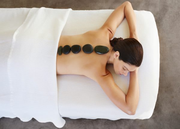 INDULGE IN OUR sbe SPA