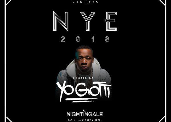 Nightingale NYE – 2018