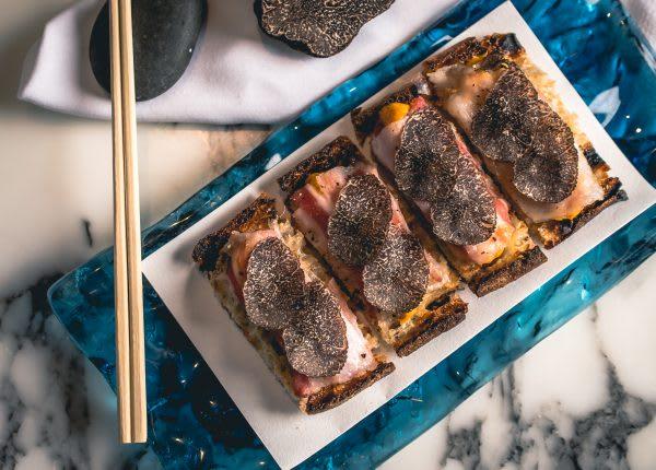 A Taste of Truffles at Bazaar Mar