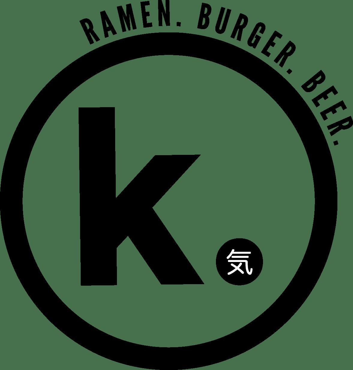 K Ramen. Burger. Beer.